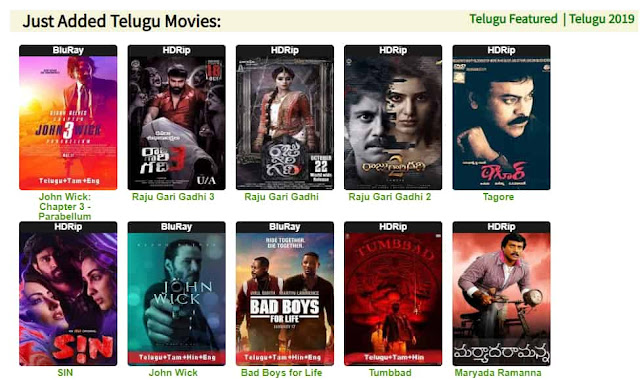 Best South Indian Movies On Todaypk 2020