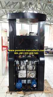 mesin pom mini gear pump