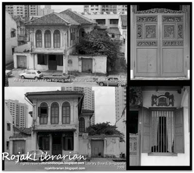 Tan Teng Niah house at 37 Kerbau Road