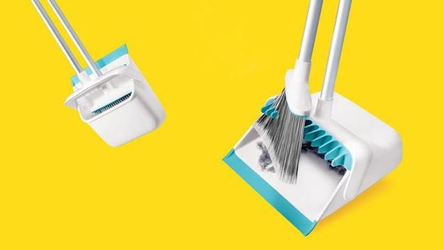 فرشاة تنظيف ذاتي