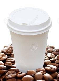 Vasos para cafe al paso