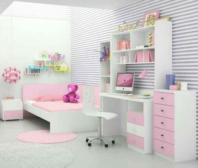 Rumah Minimalis Modern Kamar Anak