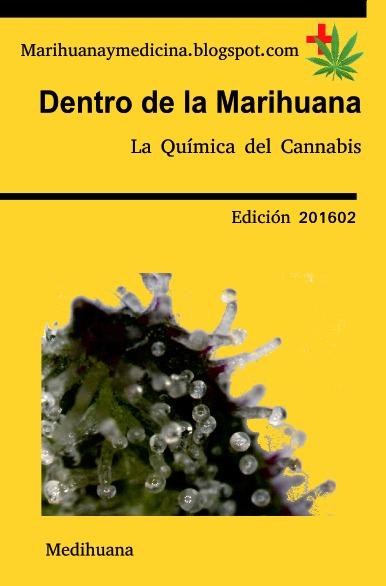 química del cannabis, cannabinoides, efectos de la marihuana