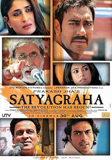 Satyagraha (2013) 1.1GB Hindi Bluray 480p 720p