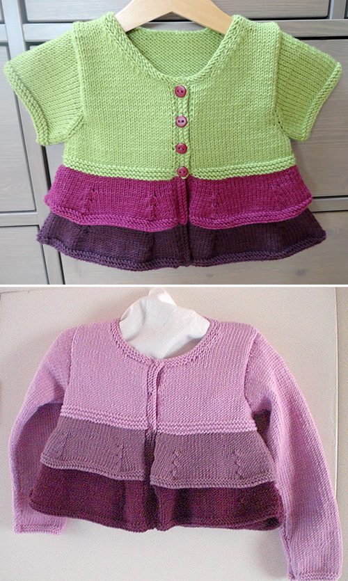 Aurora - Knitting Pattern