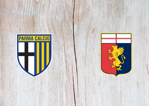 Parma vs Genoa -Highlights 20 October 2019