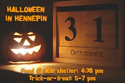 Halloween in Hennepin