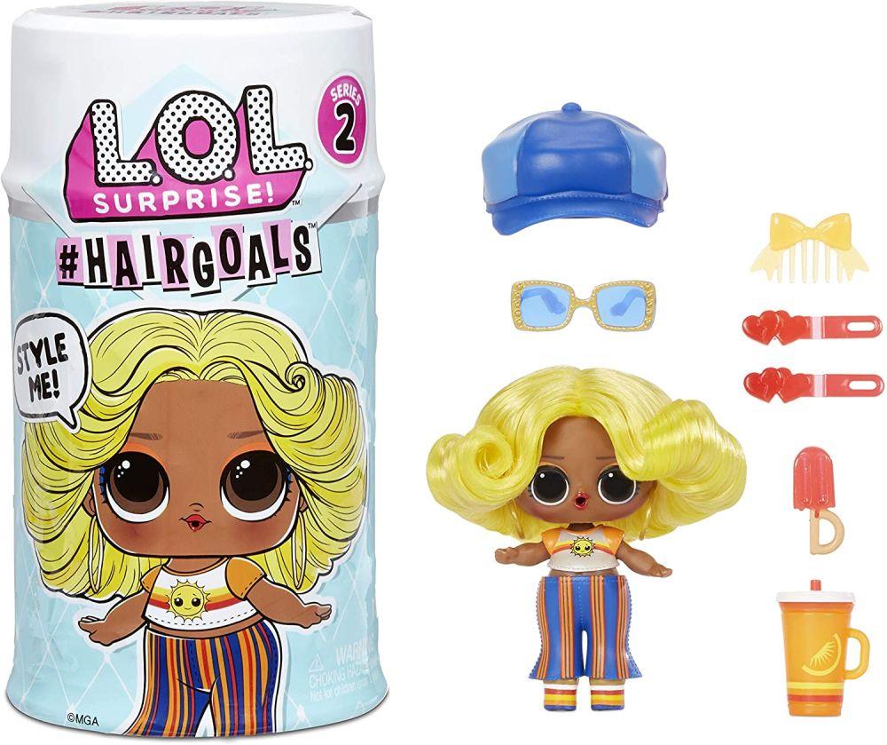 L.O.L. Surprise #Hairgoals Series 2