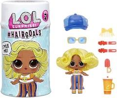 Новинка L.O.L. Surprise #Hairgoals Series 2: второй сезон кукол с настоящими волосами