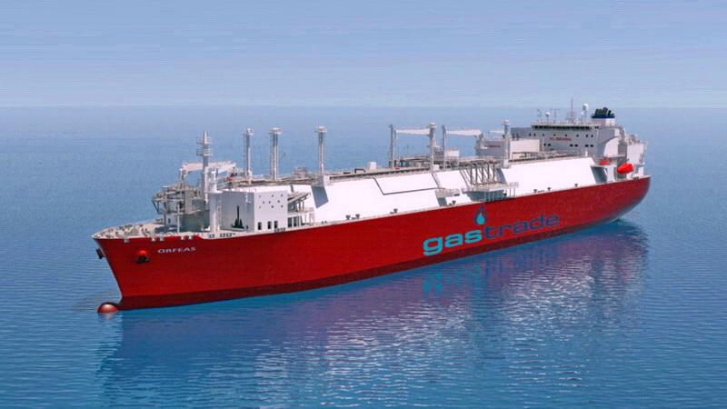 Επιτυχημένο το market test για τον πλωτό σταθμό LNG Αλεξανδρούπολης