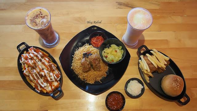 Arabian Cafe: Boleh Juga Nih Kuliner Arab - Menu 04