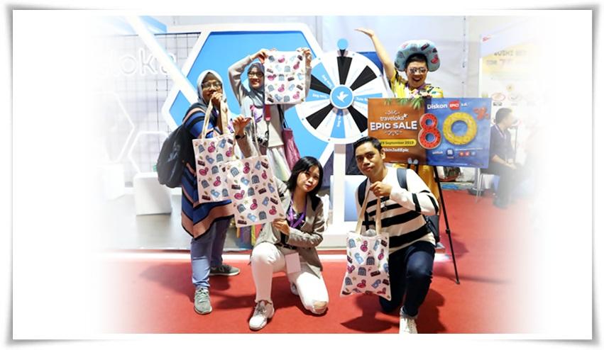 Harga tiket masuk GBK Mandiri I SEE Fest Jakarta