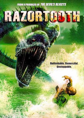 Poster Of Razortooth (2007) Full Movie Hindi Dubbed Free Download Watch Online At worldfree4u.com