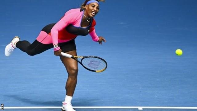 Australian Open: Serena Williams & Naomi Osaka win but Angelique Kerber loses