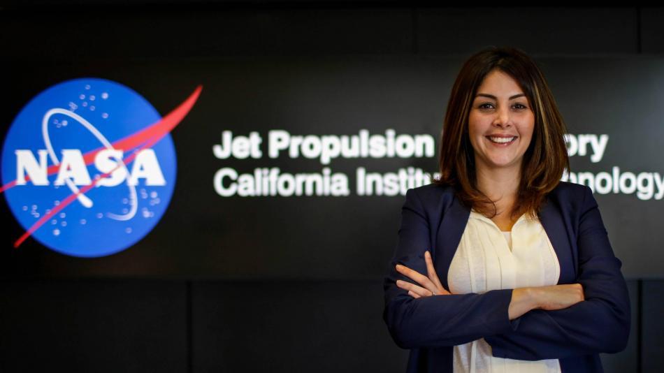 Diana Trujillo. Orgullo colombiano que llevó el #Perseverance de la #NASA hasta #Marte 🇨🇴