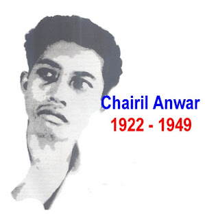 Biografi Chairil Anwar - Lengkap Dengan Kumpulan Puisinya