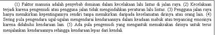 Soal dan Kunci Jawaban Bahasa Indonesia CPNS Paket 1