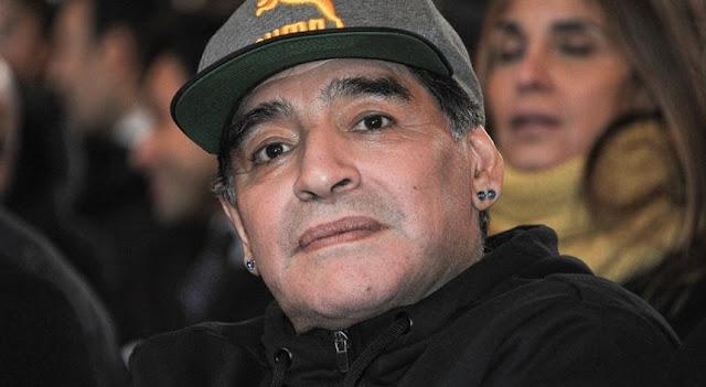Maradona envia mensagem de apoio a Maduro e se diz 'soldado' da revolução bolivariana