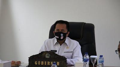 Pjs Gubernur Fatoni Ikuti Kampanye Virtual Gerakan Nasional Netralitas ASN dalam Pilkada 2020