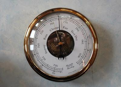 Barometer Aneroid adalah