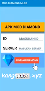 APK MOD Diamond Mobile Legends Terbaru 2020
