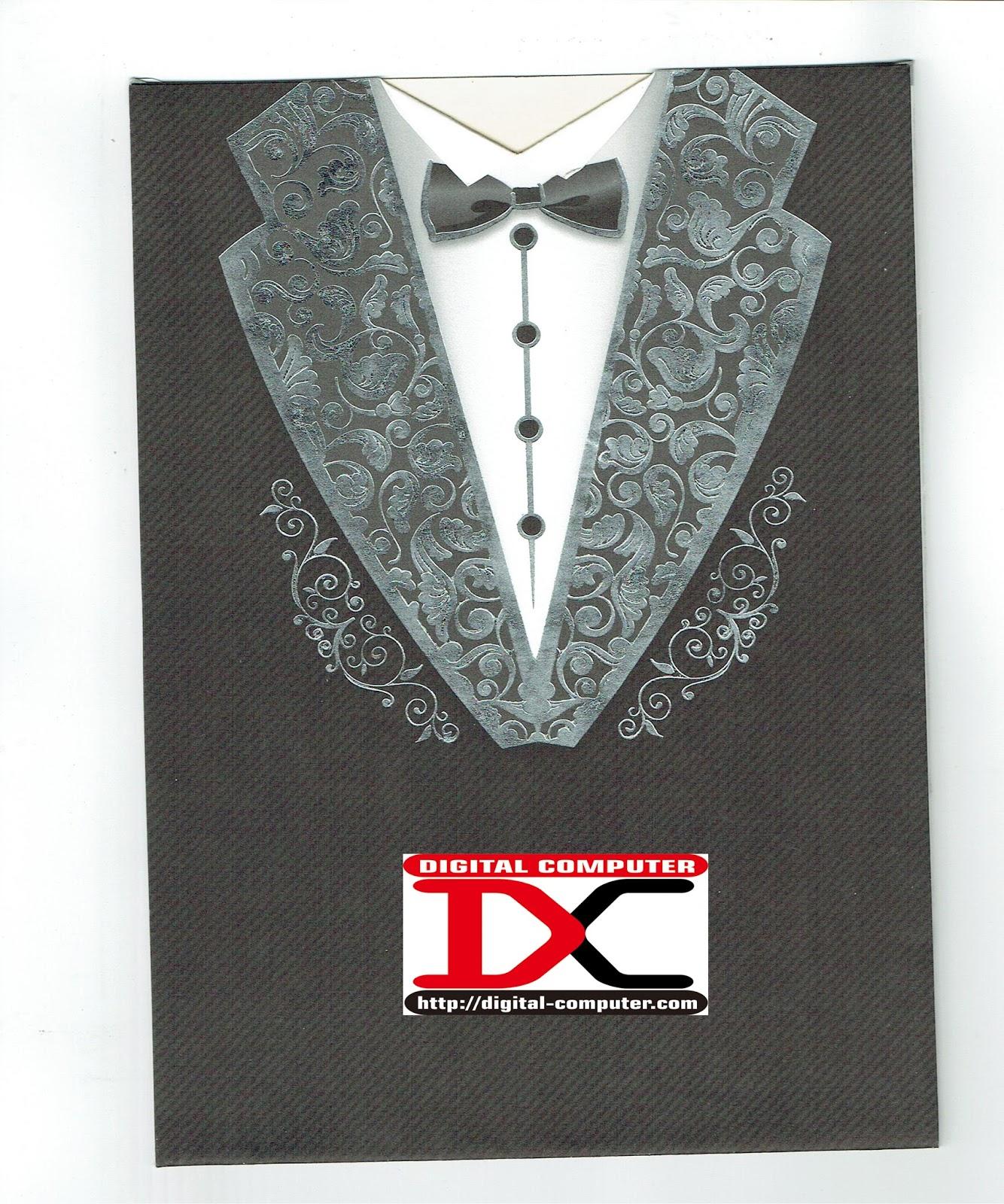undangan pernikahan harga 3500