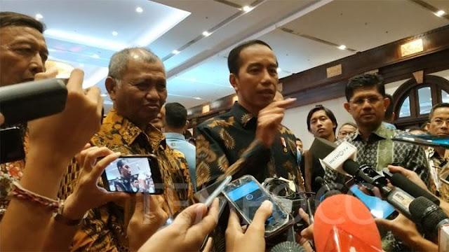 Jokowi: Banyak yang Dipenjara Karena Korupsi, Bukan Berarti Kita Bangsa AntiKorupsi