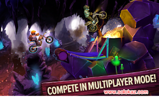 Trials Frontier v4.3.0 Mod Apk Unlimited Money Terbaru