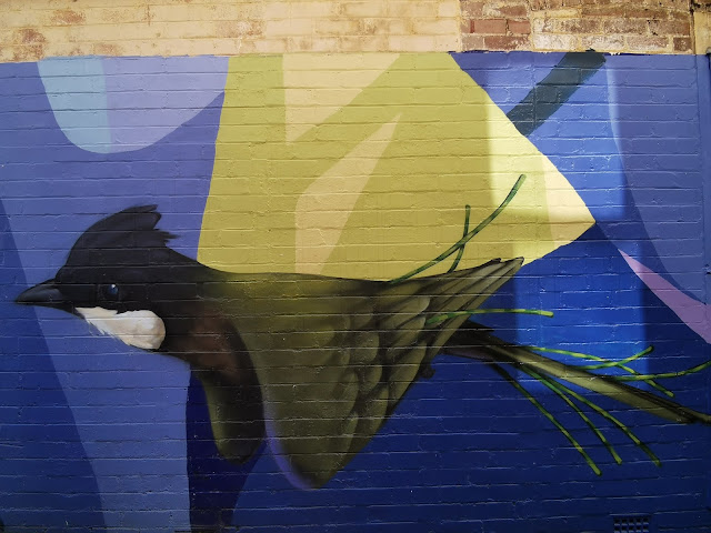 Katoomba Street Art | Mural by Scott Nagy & Krimsone