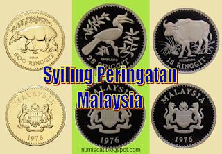 syiling peringatan Malaysia