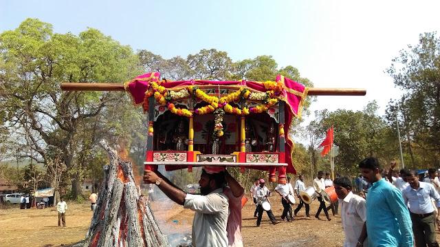 Shimga aka Holi celebrations 2016