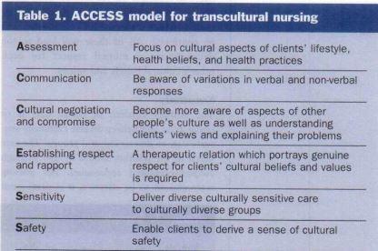 NHLT12002 - Inclusive Practice Blog - Assessment Task 2: Module 6 - Cultural Health Practices ...