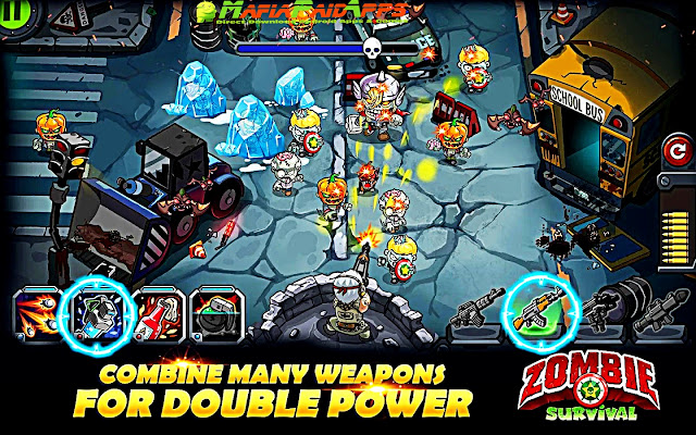 Zombie Survival: Game of Dead Apk MafiaPaidApps