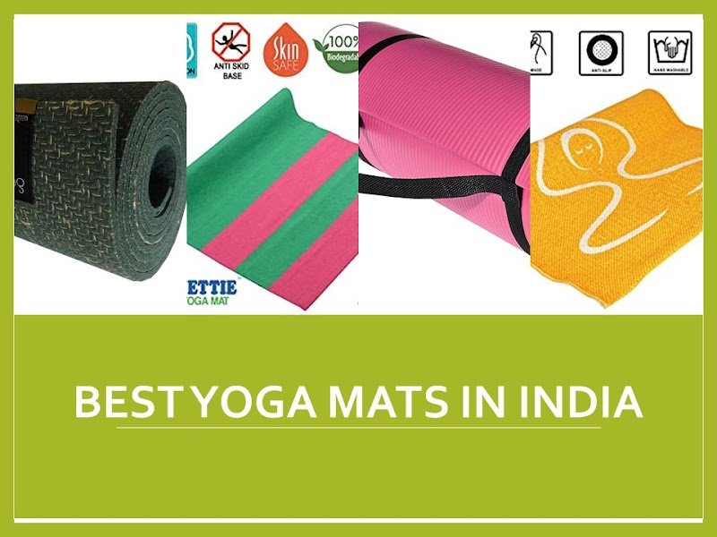 The Best Yoga Mats in India suggested by Experts