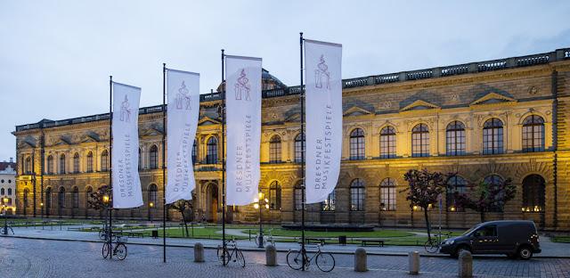 Dresden in festival mood - photo Oliver Killig