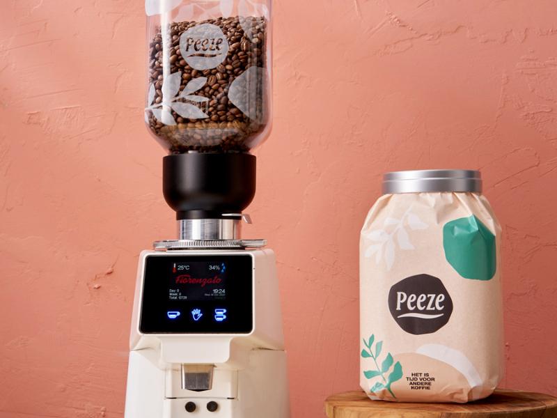 In Return – Rethinking B2B coffee packaging