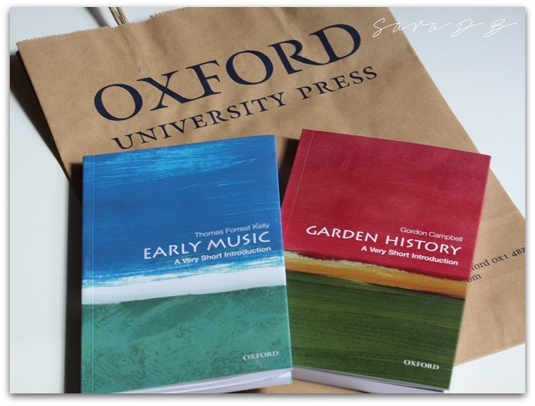 oxford university press, OUP, a very short introduction