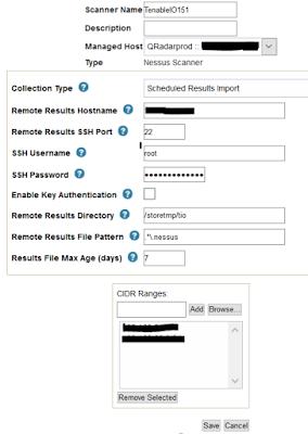QRadar DSM Parser for McAfee Email Gateway