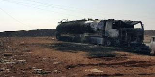 Fuerzas del régimen turco ataca un convoy de ayudas