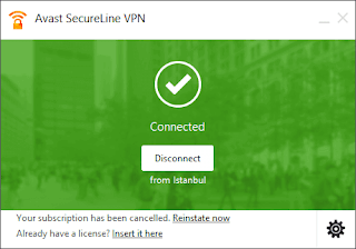 Avast SecureLine VPN Etkinlestirme Kodu, Avast SecureLine VPN lizenz, Avast SecureLine VPN key file