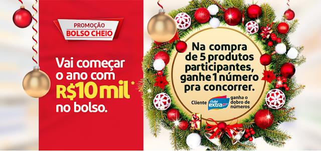 """Promoção Extra: """"Bolso Cheio"""" Blog topdapromocao.com.br"""