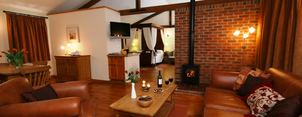 20 Lodges with Hot Tubs within a 90 minute drive of York  - Griffin Forest