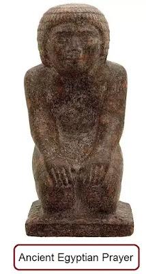 Ancient Egyptian Prayer