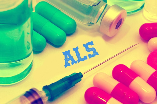 ALS treatment