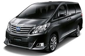Toyota - Alphard (AT)