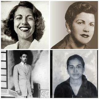 Hoy, 25 de Noviembre, se conmemora el 59 aniversario del horrendo asesinato de las Hermanas Mirabal.