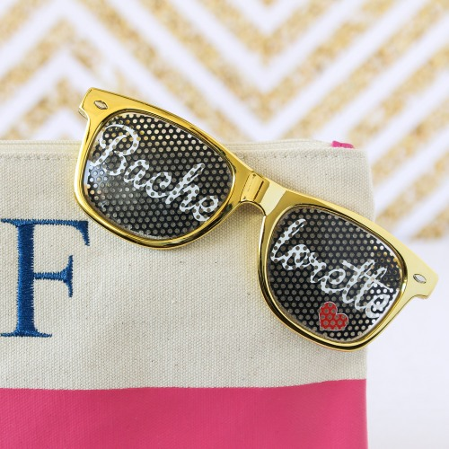 Planning a bachelorette party? Check out these fun bachelorette party favor ideas from www.abrideonabudget.com.