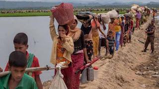 প্রায় সাড়ে তিন হাজার রোহিঙ্গাকে মিয়ানমারে ফিরিয়ে নেয়ার প্রক্রিয়া শুরু হয়েছে সকাল থেকে চলছে