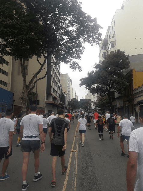 Subida da Brigadeiro São Silvestre