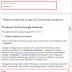 Cara daftar Adsense terbaru 2019 daftar ulang Adsense saat di tolak dengan Email yang sama